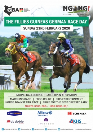 2020 Fillies Guineas German Race Day