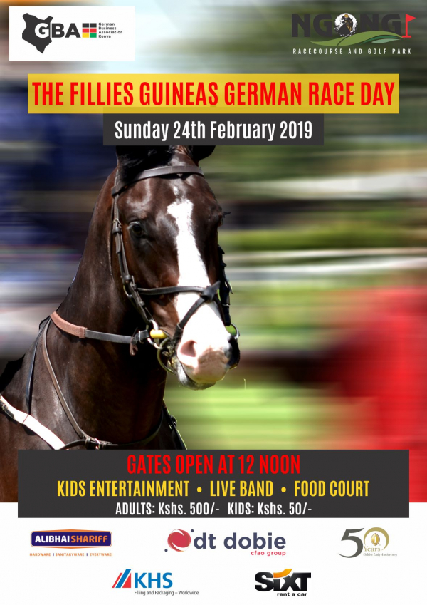 The Fillies Guineas German Race Day